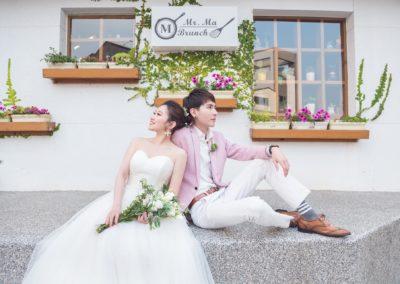 台南婚紗-TOUCH